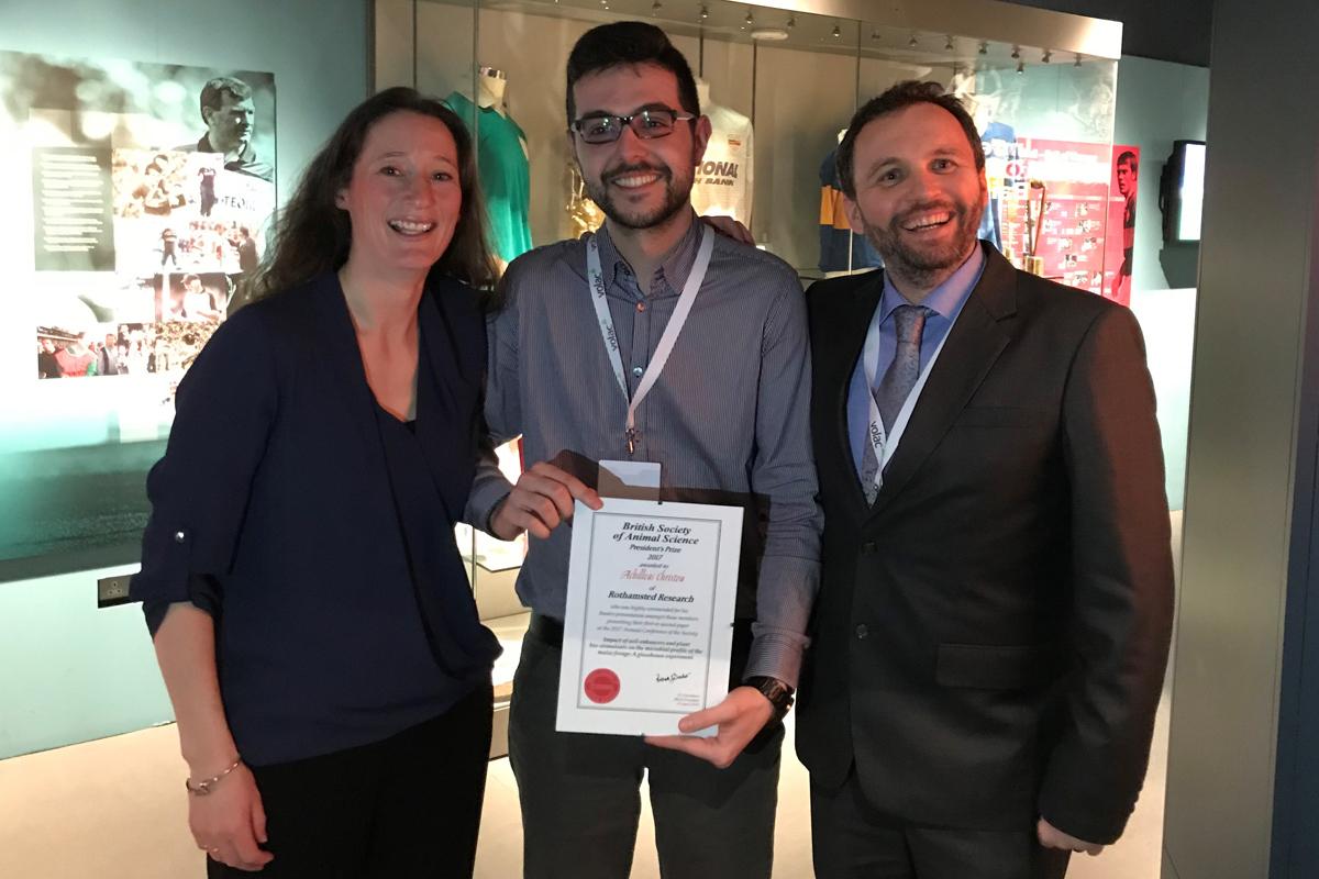 BSAS awards Credit: David Wilde/BSAS