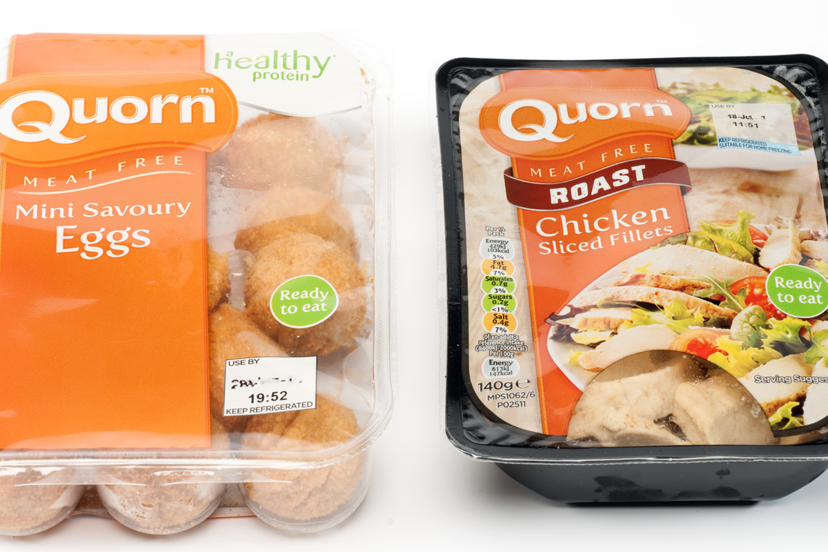 Quorn Credit: Rothamsted Research