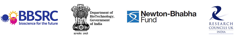 Bioscience for the future | Department of BioTechnology, Government of India | Newton-Bhabha Fund | Research Councils UK, India