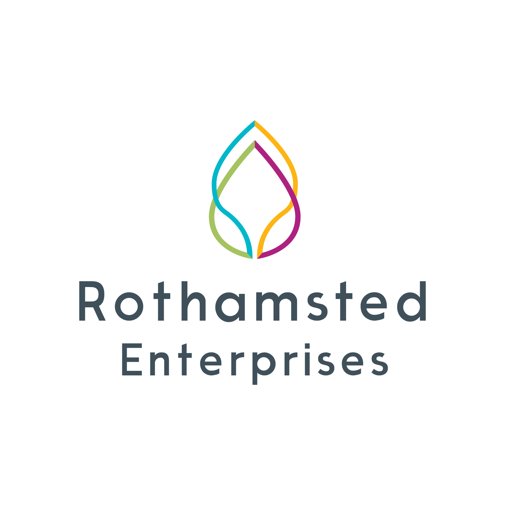 Rothamsted Enterprises logo
