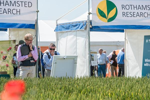 Join Rothamsted at Cereals 2019