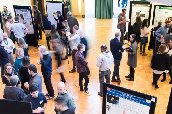 Rothamsted PhD Symposium 2017 credit: Rothamsted Research