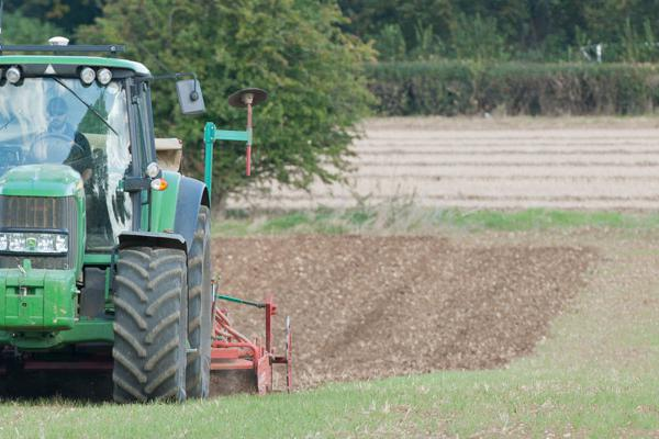 Ploughing - credit Rothamsted Research