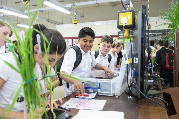 rothamsted working with schools