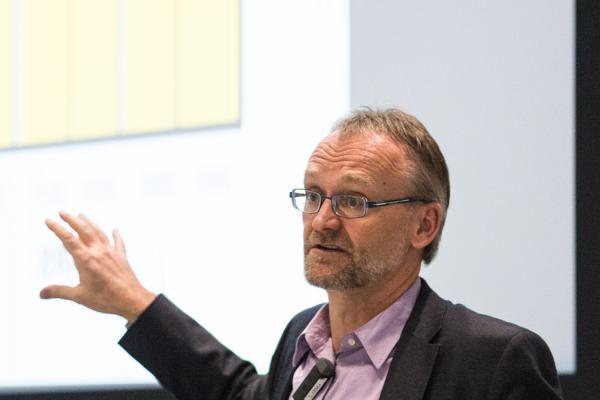 Achim Dobermann - Director Rothamsted Research